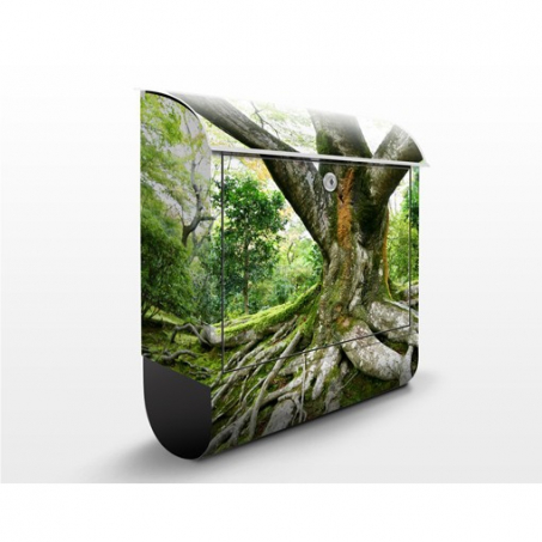 Poštovní schránka s potiskem Starý strom