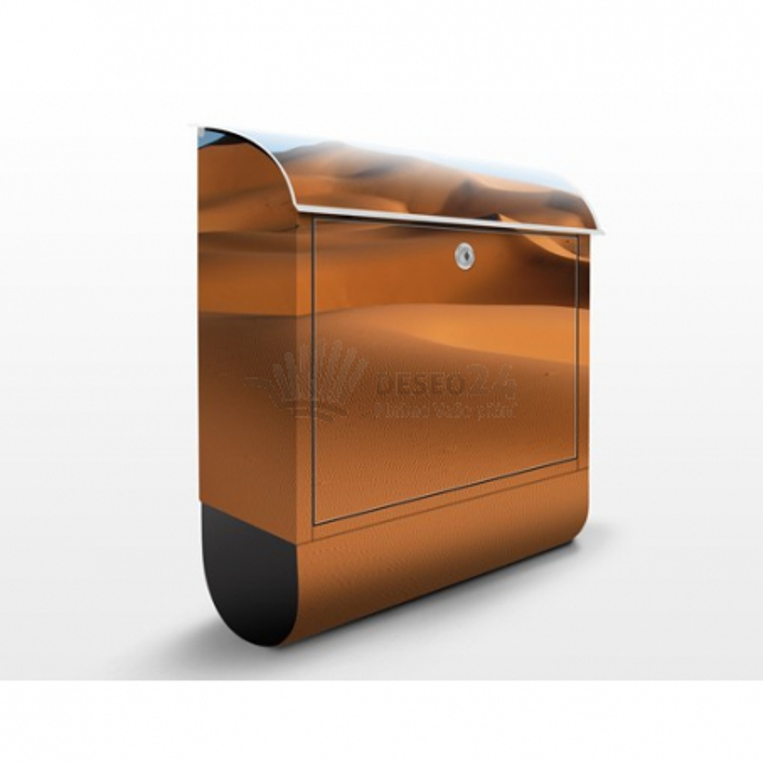 Poštovní schránka s potiskem Pouštní duny