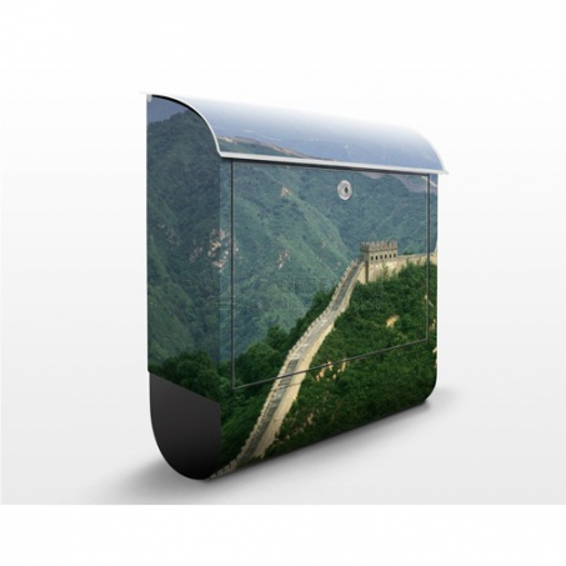 Poštovní schránka s potiskem Čínská zeď