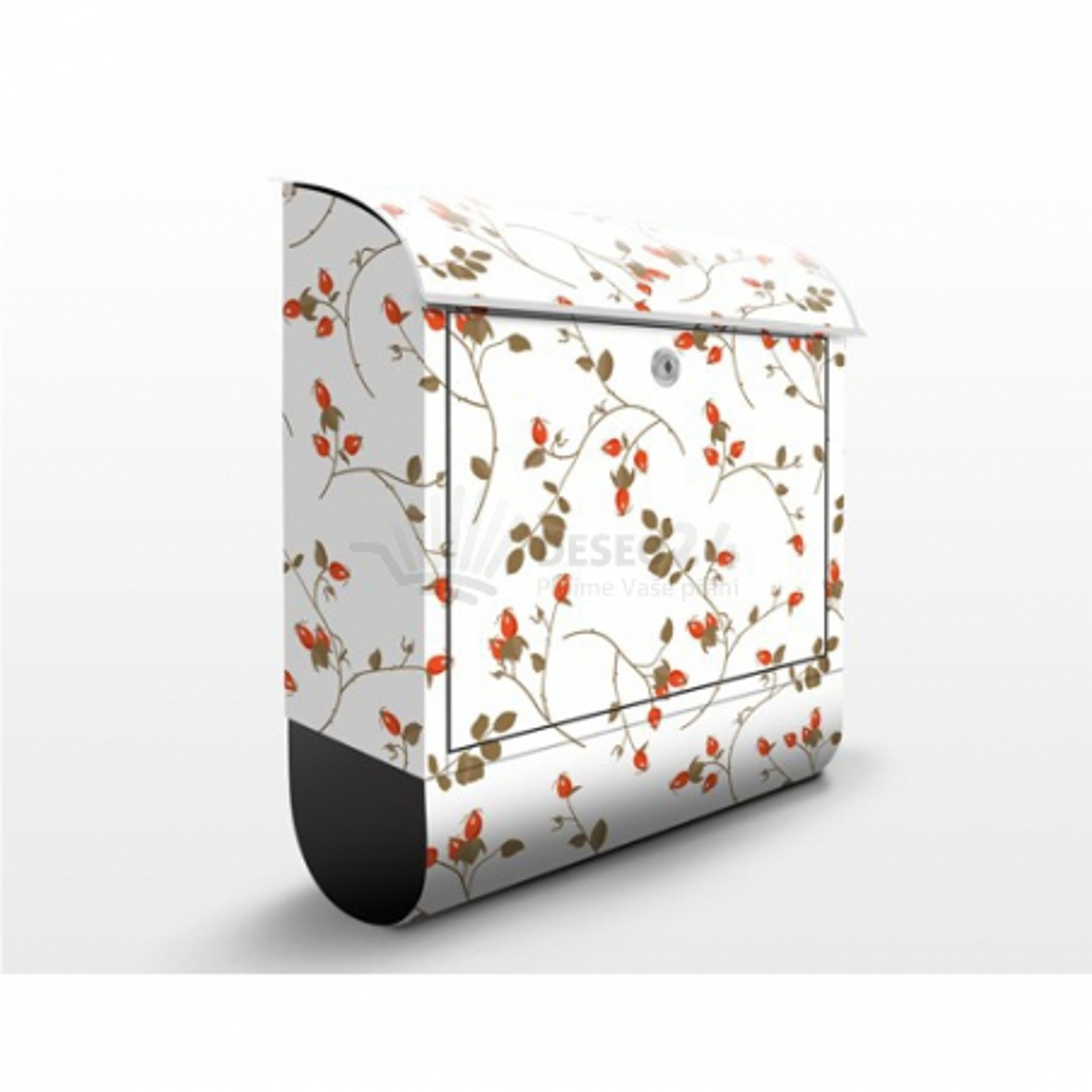 Poštovní schránka s potiskem Ornamenty - různé č. 249