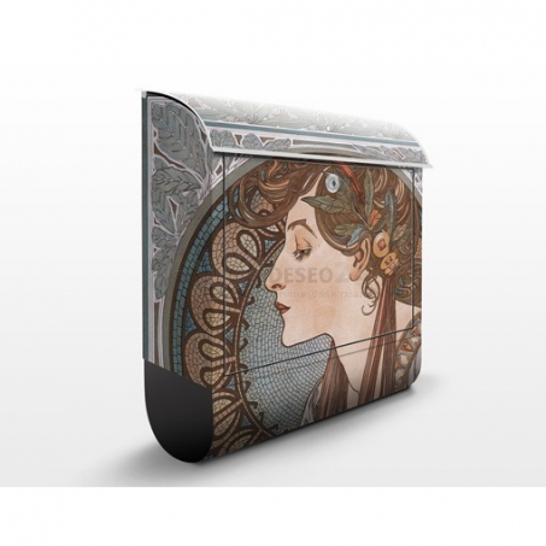 Poštovní schránka s potiskem Helena