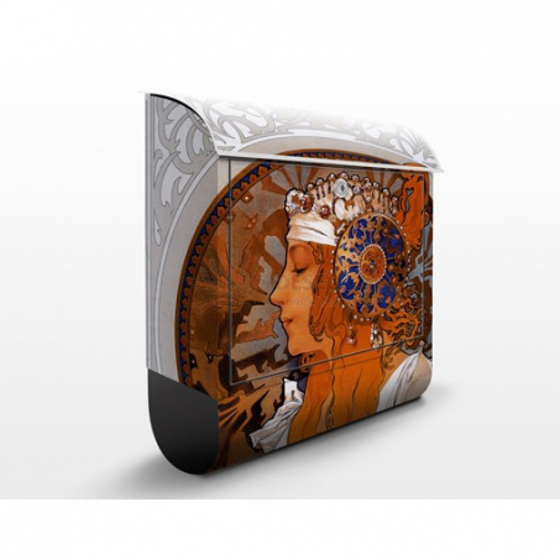 Poštovní schránka s potiskem Ornamenty - různé č. 361