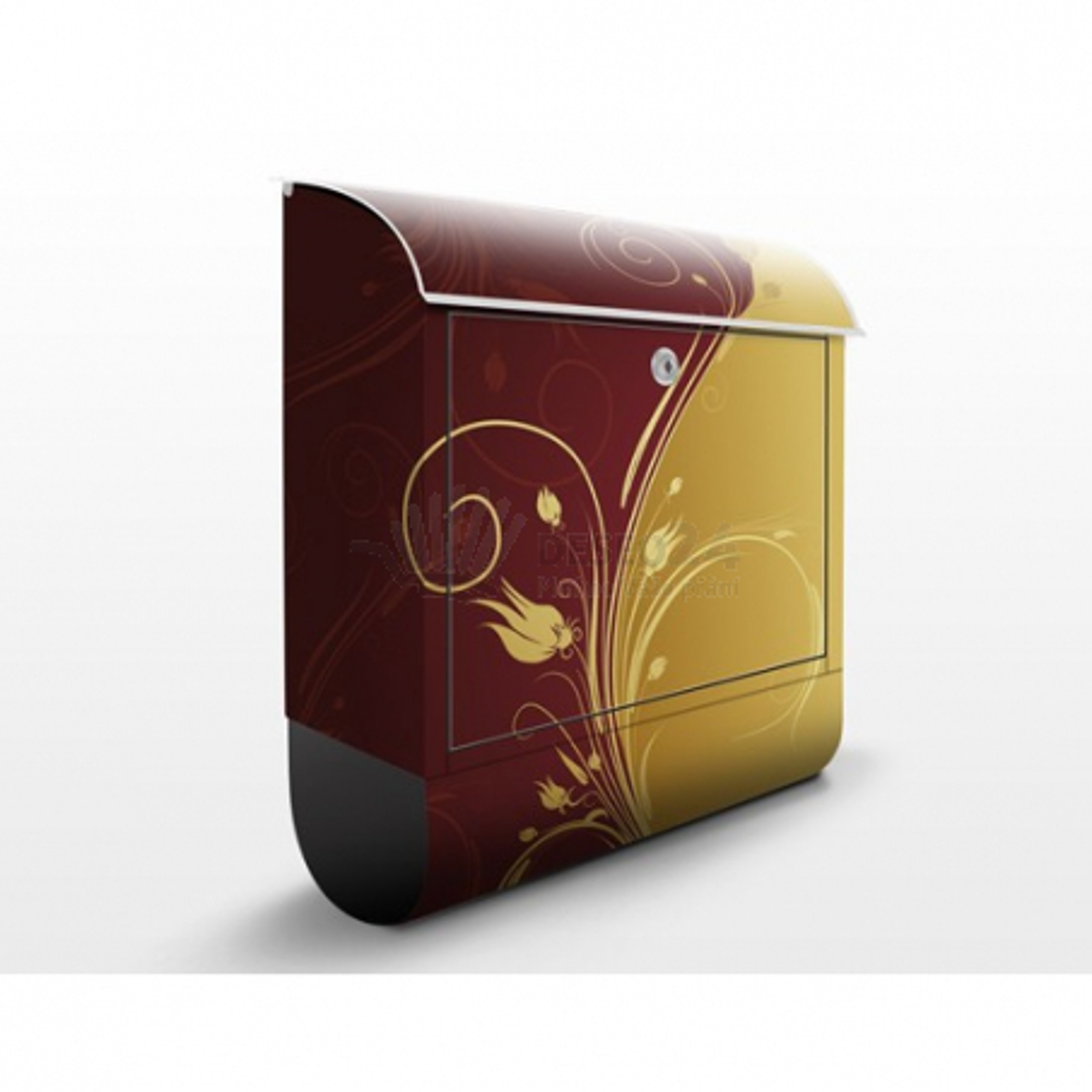 Poštovní schránka s potiskem Majestic