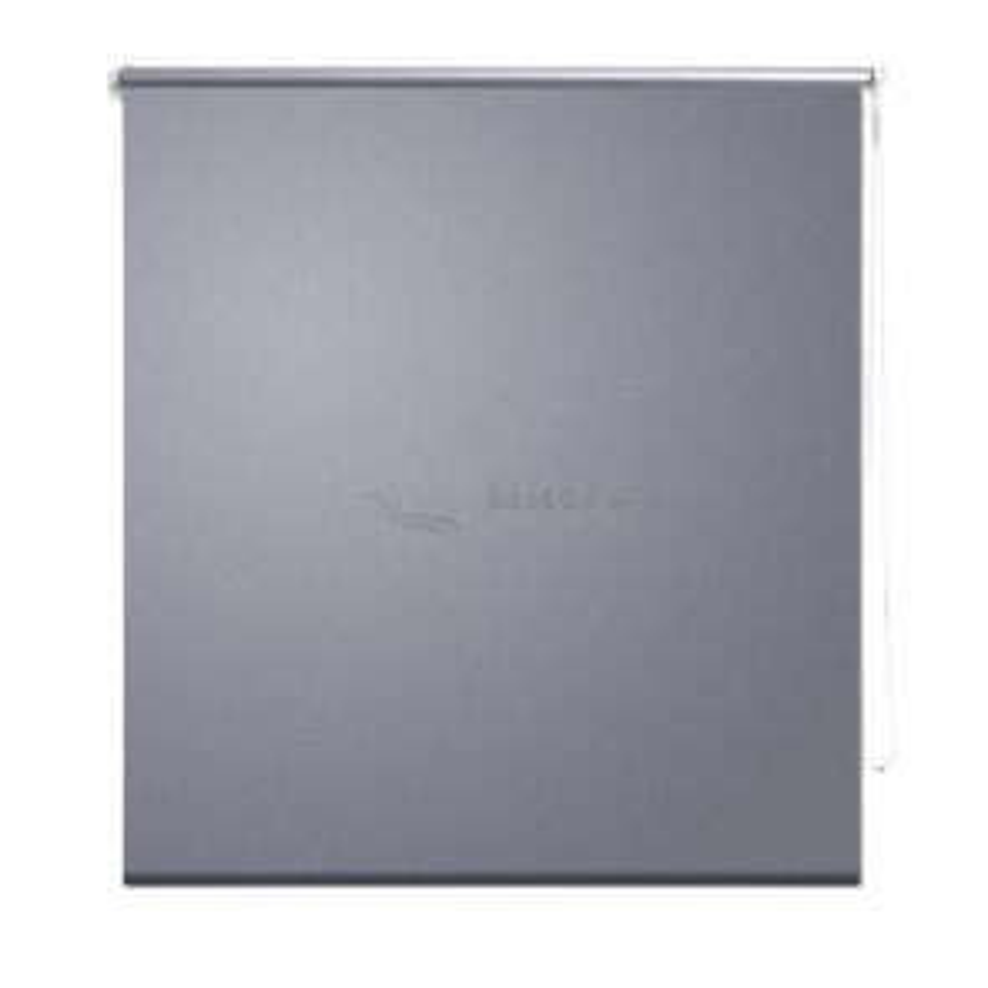 Univerzální roleta, šedá, 40 x 100 cm