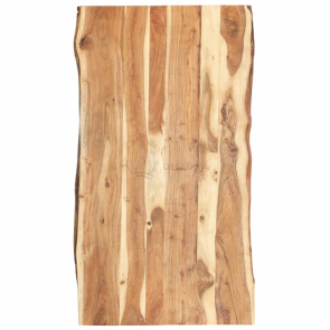 vidaXL Stolní deska masivní akáciové dřevo 120 x 60 x 3,8 cm [286334]