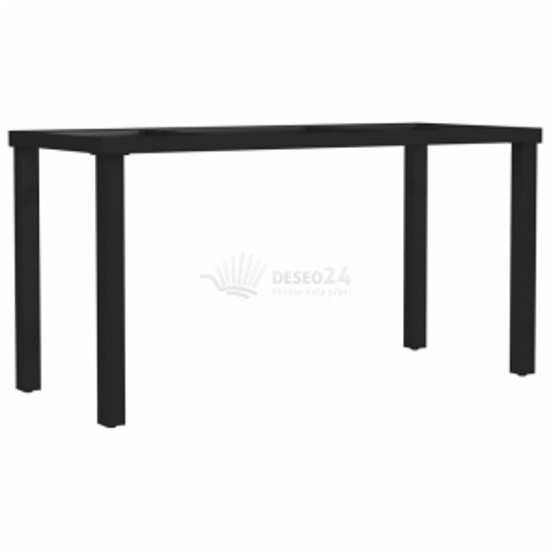 vidaXL Nohy k jídelnímu stolu ve tvaru I 160 x 70 x 72 cm [285148]